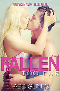 New Adult Book - Fallen Too Far