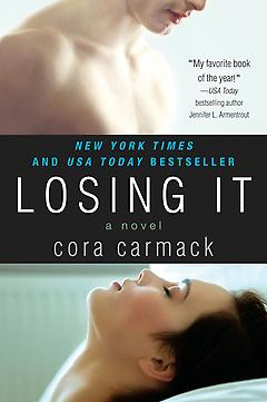 New Adult Book - Losing It