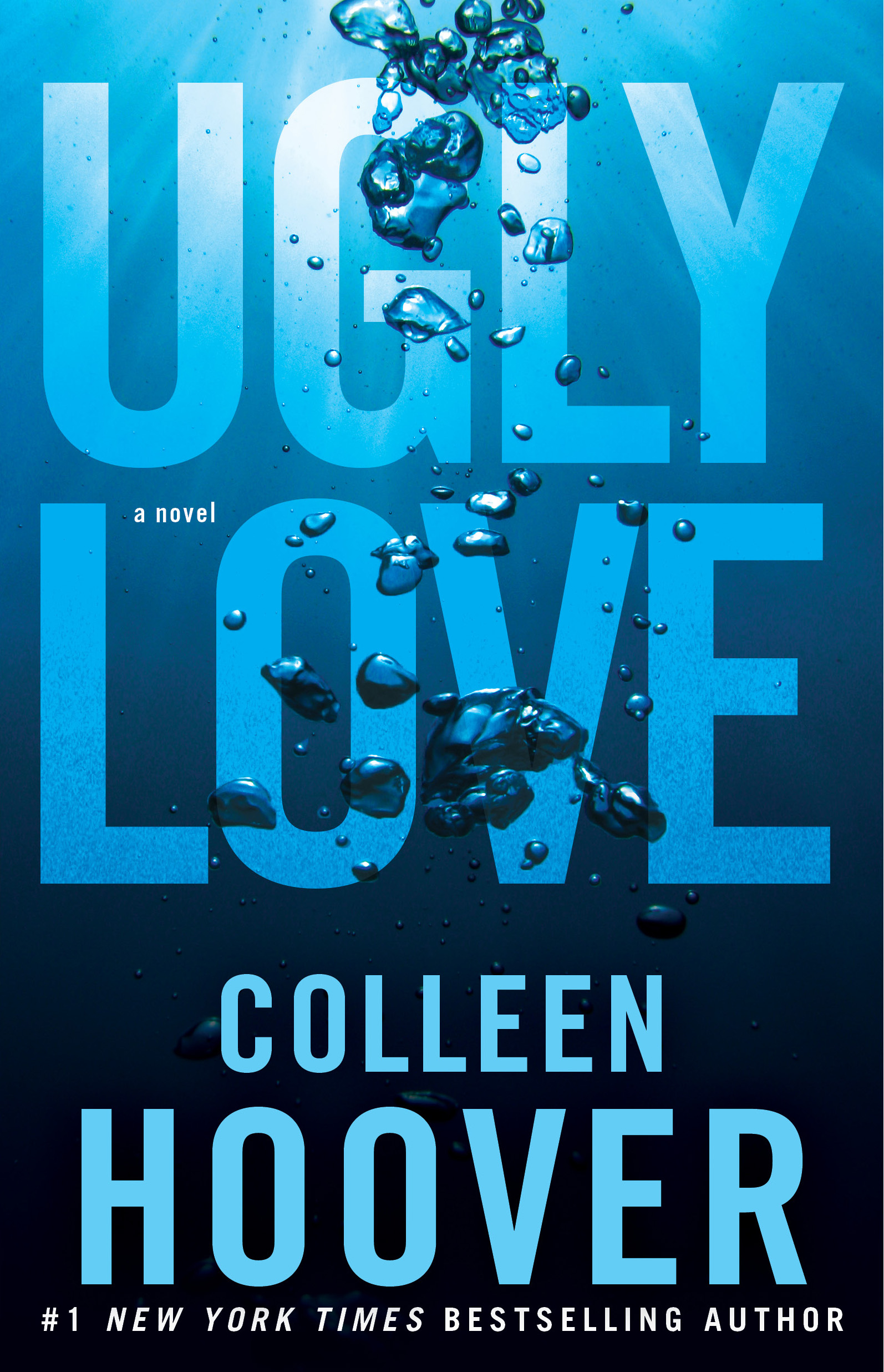 UGLY LOVE by Colleen Hoover is a New Adult Landmark Title on Book Country.