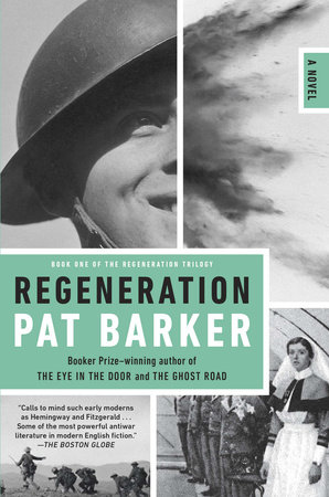 REGENERATION by Pat Barker is a Landmark War Fiction Title on Book Country.