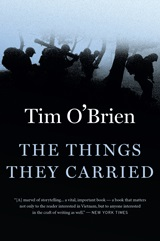 THE THINGS THEY CARRIED by Tim O'Brien is a Landmark War Fiction Title on Book Country.