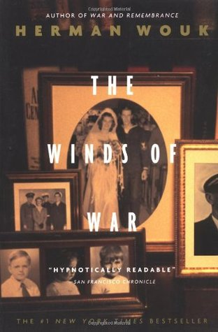 THE WINDS OF WAR by Herman Wouk is a Landmark War Fiction Title on Book Country.