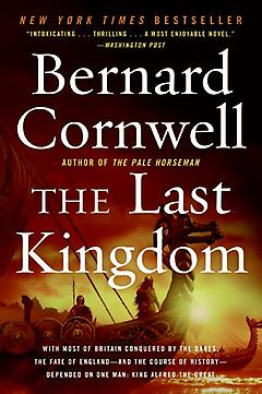 War/Military Fiction Book - The Last Kingdom