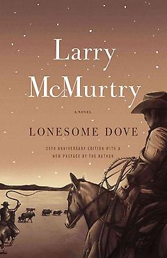 Western Book - Lonesome Dove