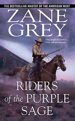 Western Book - Riders of the Purple Sage