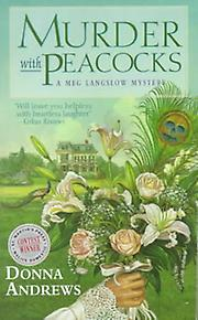 Cozy Mystery - Murder with Peacocks