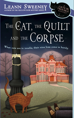 Cozy Mystery - The Cat, the Quilt and the Corpse