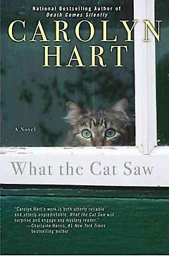 Cozy Mystery - What the Cat Saw
