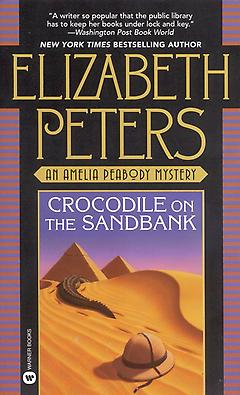 Historical Mystery - Crocodile on the Sandbank