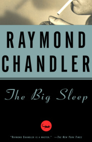 THE BIG SLEEP by Raymond Chandler is a Noir Landmark Title on Book Country.