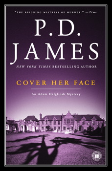 COVER HER FACE by P.D. James is a Noir Landmark Title on Book Country.