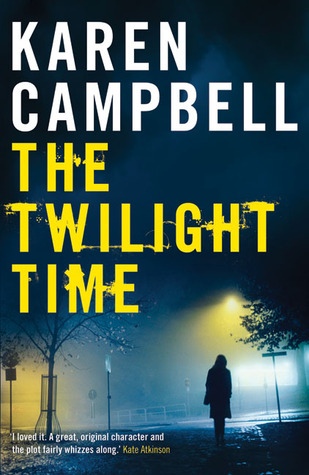 THE TWILIGHT TIME by Karen Campbell is a Mystery Landmark Title on Book Country.