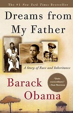 Memoir Book – Dreams from my Father
