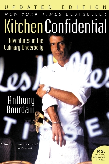KITCHEN CONFIDENTIAL by Anthony Bourdain is a Memoir Landmark Title on Book Country.