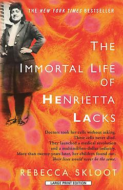 Narrative Nonfiction Book – The Immortal Life Of Henrietta Lacks