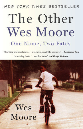 THE OTHER WES MOORE by Wes Moore is a Narrative Nonfiction Landmark Title on Book Country.