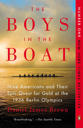 THE BOYS IN THE BOAT by Daniel James Brown is a Narrative Nonfiction Landmark Title on Book Country.