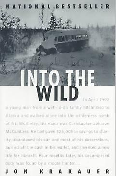 Narrative Nonfiction Book – Into The Wild