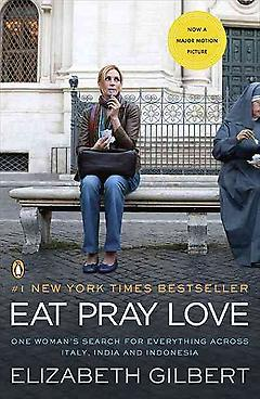 Travel Book – Eat, Pray, Love