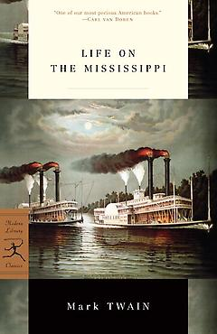 Travel Book – Life on the Mississippi