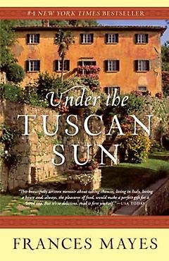 Travel Book – Under the Tuscan Sun