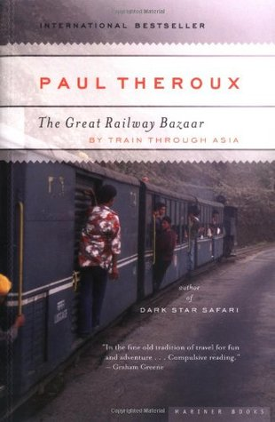 THE GREAT RAILWAY BAZAAR by Paul Theroux is a Travel Landmark Title on Book Country.