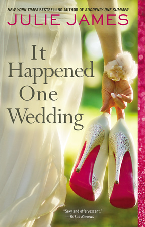 IT HAPPENED ONE WEDDING by Julie James is a Romance Landmark Title on Book Country.