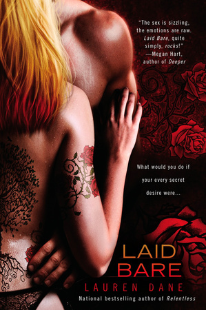 LAID BARE by Lauren Dane is a Romance Landmark Title on Book Country.
