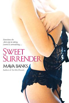 Erotic Romance Book - Sweet Surrender