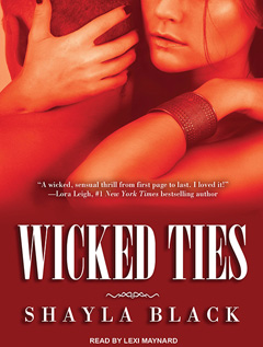 Erotic Romance Book - Wicked Ties