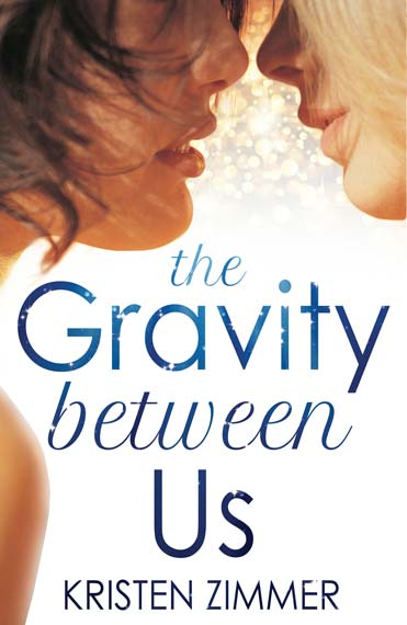 THE GRAVITY BETWEEN US by Kristen Zimmer is a Romance Landmark Title on Book Country.