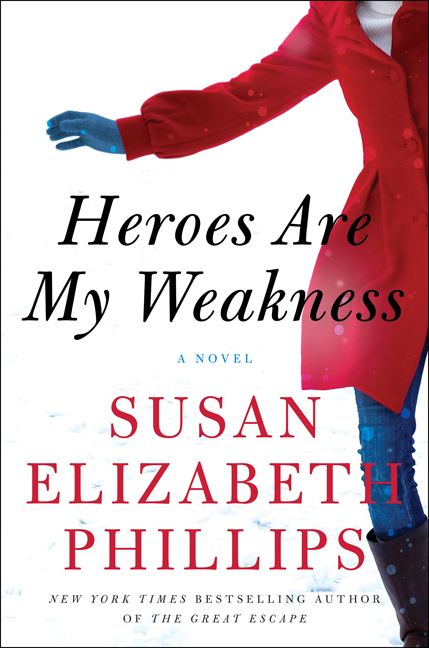 HEROES ARE MY WEAKNESS by Susan Elizabeth Phillips is a Landmark Gothic Romance Title on Book Country.