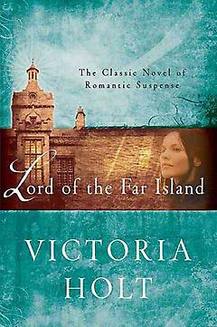 Gothic Romance Book - Lord of the Far Island