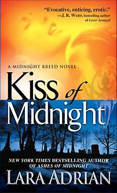 Paranormal Romance Book - Kiss of Midnight