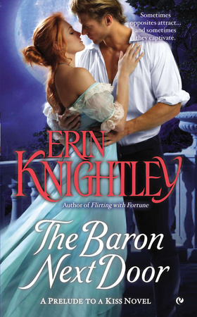 THE BARON NEXT DOOR by Erin Knightley is a Landmark Regency Romance Title on Book Country.