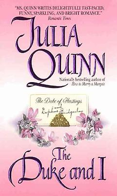 Regency Romance Book - The Duke and I
