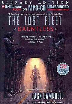Military Science Fiction - Dauntless