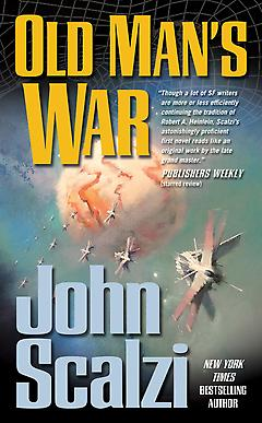 Military Science Fiction - Old Man's War