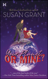Romantic Science Fiction - Your Planet or Mine?