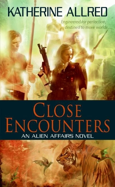 CLOSE ENCOUNTERS by Katherine Allred is a Landmark Romantic Science Fiction Title on Book Country.