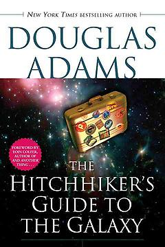 Soft Science Fiction - The Hitchhiker's Guide to the Galaxy