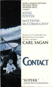 CONTACT by Carl Sagan is a Landmark Science Fiction Title on Book Country.