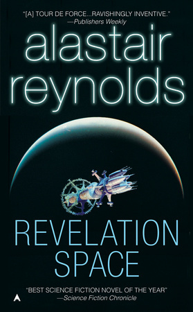 REVELATION SPACE by Alastair Reynolds is a Landmark Science Fiction Title on Book Country.