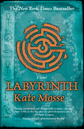 LABYRINTH by Kate Mosse is a Landmark Historical Thriller Title on Book Country.