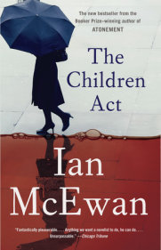 THE CHILDREN ACT by Ian McEwan is a Landmark Legal Thriller on Book Country.