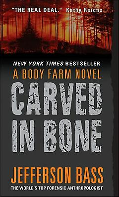 Medical Thriller - Carved in Bone