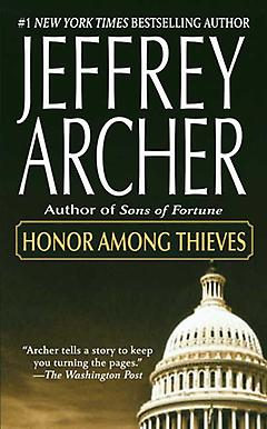 Political Thriller - Honor Among Thieves