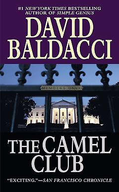 Political Thriller - The Camel Club