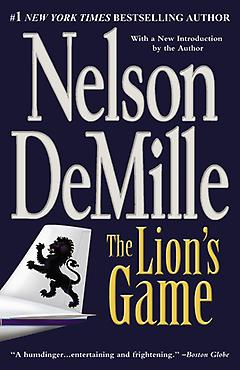 Political Thriller - The Lion's Game
