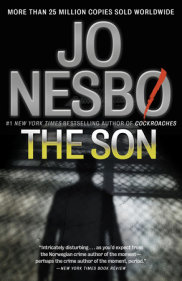THE SON by Jo Nesbo is a Landmark Psychological Thriller Title on Book Country.